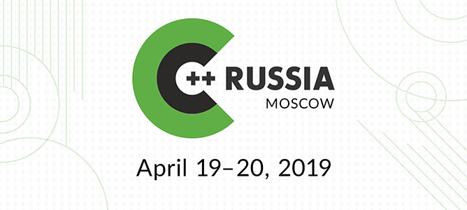 C++ Russia 2020 Moscow