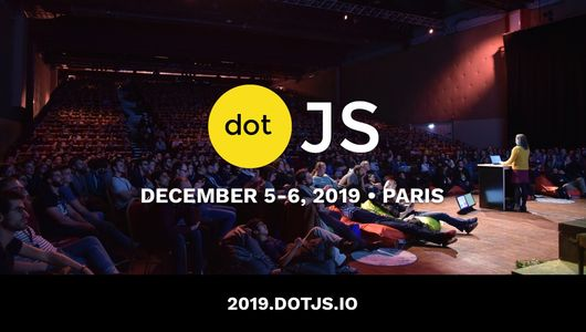 dotJS 2019 - ConfTree - Top Rated Tech Conferences